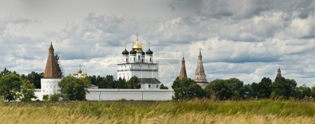 Ancient russian monastery