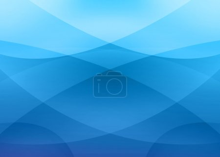 Photo for Modern blue background - Royalty Free Image