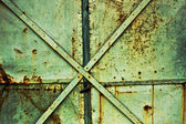 Vintage rusty industrial background