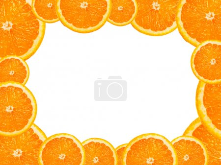 Photo for Citrus frame - Royalty Free Image