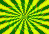 Cool green and yellow background