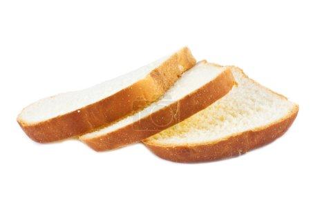 Tasty white bread