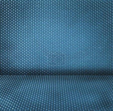 Blue wicker textured background