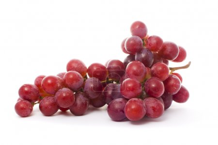A bunch of juicy grape