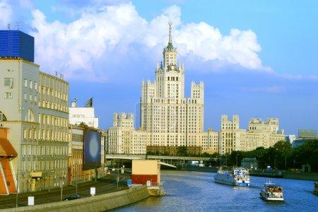 Skyscraper on the Kotelinicheskaya quay