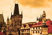 """Постер, картина, фотообои """"Прага"""""""