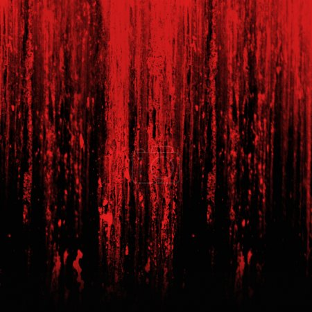 Photo for Red Grunge Background - Royalty Free Image