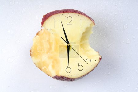 Photo for Apple of Time. Series - Royalty Free Image