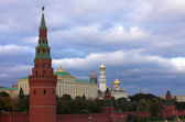 Moscow Kremlin wall, Russia