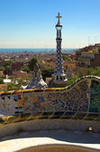 Spice-cake houses in Park Guell