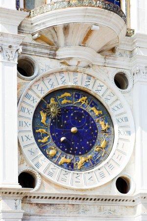Astronomical clock in Venice