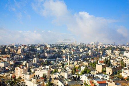 City panorama, Jerusalem