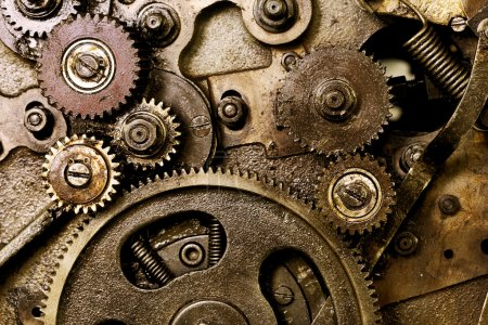 Photo for Old mechanism - Royalty Free Image