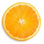 Slice of orange...