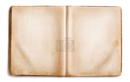 Photo for Open old book - Royalty Free Image