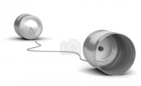 Photo for Two cans - Royalty Free Image