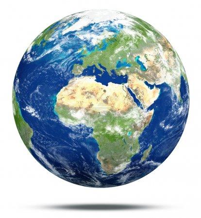 Photo pour Terre - image libre de droit