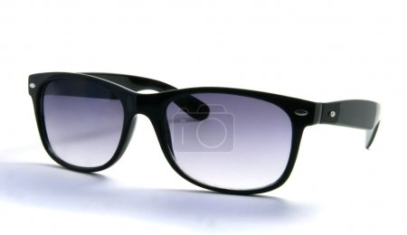 Photo for Modern sunglasses over white - Royalty Free Image