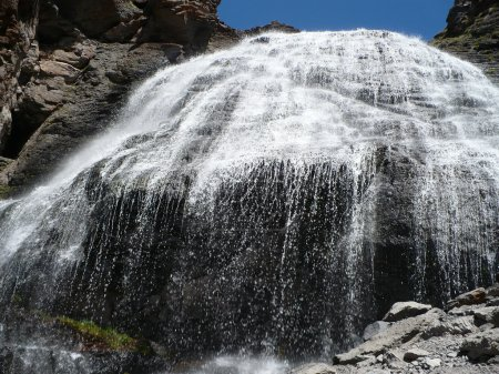 Waterfall, Great Caucasus
