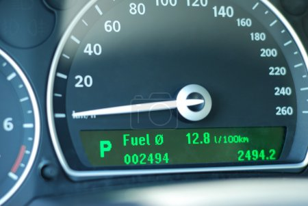 Car gauge