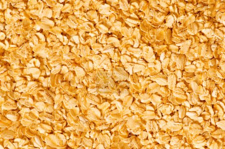 Photo for Background with yellow cereal flakes - Royalty Free Image