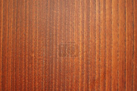 Photo pour Texture de surface en bois - peut être utilisé comme arrière-plan - image libre de droit