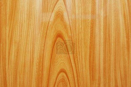 Photo pour Modèle rouge en bois - peut être utilisé comme arrière-plan - image libre de droit