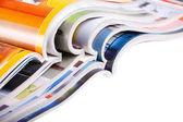 """Постер, картина, фотообои """"Pile of magazines"""""""