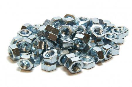 Many screw-nuts