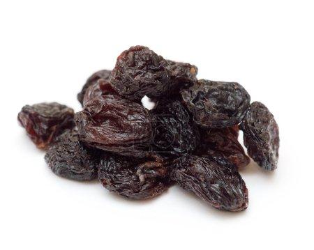 Black raisins (sultana), dried fruits...