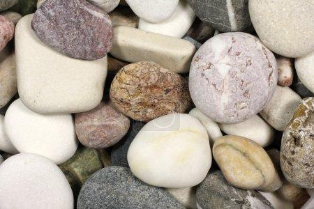 Pebbles stones on a beach...