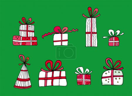 Photo for Christmas presents - Royalty Free Image