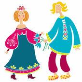 Ethnic Slavonic series