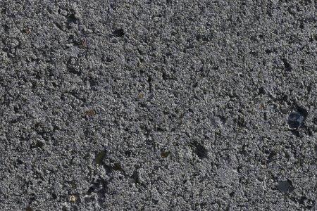 Photo for Texture series: dark asphalt road pavement background - Royalty Free Image