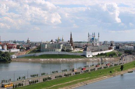 The Kazan Kremlin