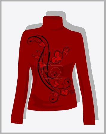 Pullover design