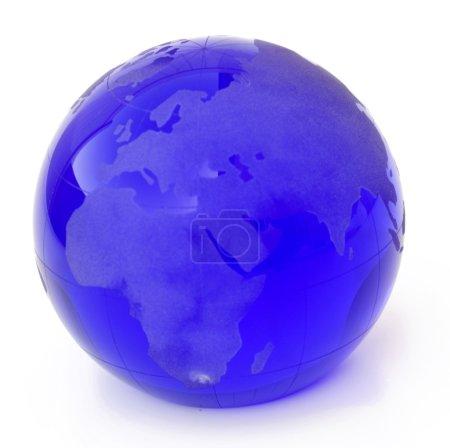 Photo pour Globe - image libre de droit