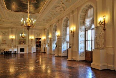 Gatchina Palace, White Hall