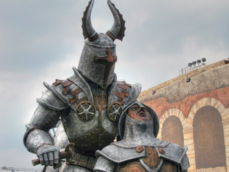 Warriors Challenge, Verona, Italy