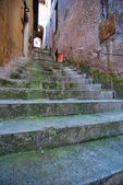 Barga, in the province of Lucca, Italy