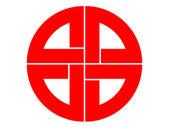 Viking save cross sign