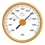 Barometer illustration...
