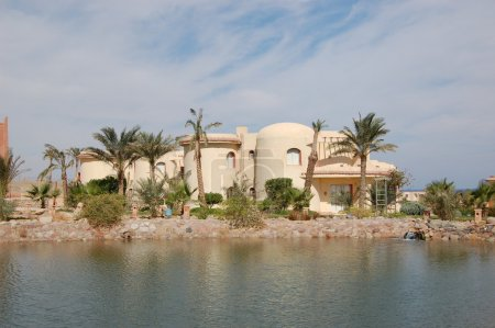 Villa at resort, Sharm el Sheikh
