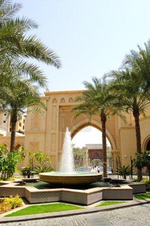 arabeske hotel im zentrum von dubai