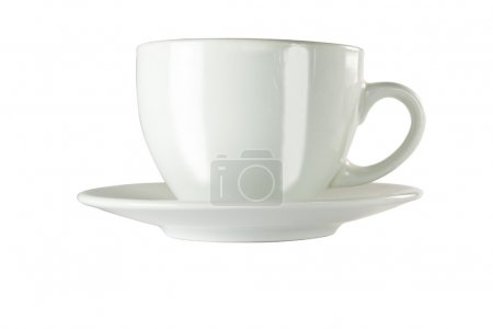 Iconic white cup