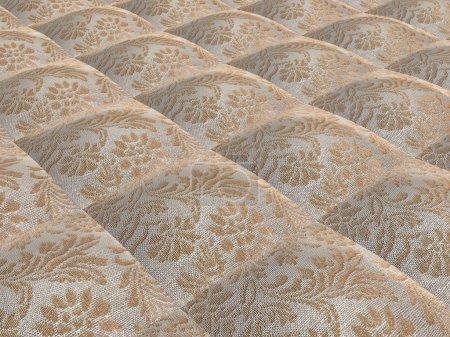 Foto de La superficie de los muebles tapizados - Imagen libre de derechos