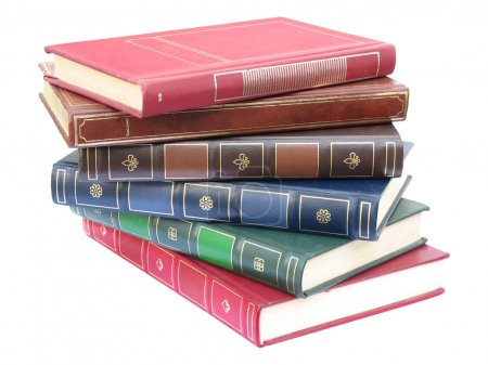 Books pile 02