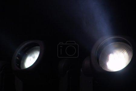 Photo pour Projecteurs de concert - image libre de droit