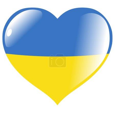 Ukraine in heart