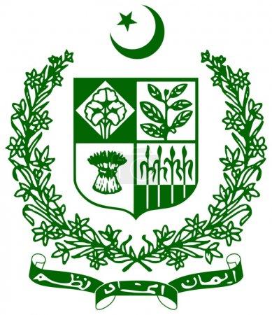 Coat of arms Pakistan